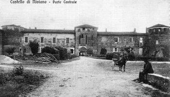 Niviano - castello