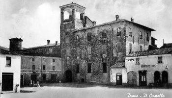 Travo - castello